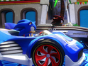 NASCAR racer Danica Patrick joins Sonic & Sega All-Stars Racing Transformed.