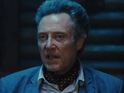 The video features Christopher Walken, Sam Rockwell and Colin Farrell.
