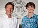 Donal Skehan will co-host the next Junior series.