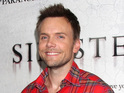 Joel McHale attends the screening of Summit Entertainment's 'Sinister' at the Landmark Theatre Regent Los Angeles, California