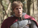 James admits that he wants his character to learn the truth about Merlin.