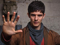 The stars of Merlin react to news of the show ending this Christmas.