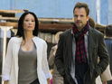 Jonny Lee Miller and Lucy Liu's Sherlock Holmes drama gets coveted post-game slot.