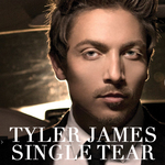 Tyler James 'Single Tear' artwork.