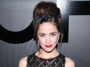Rose Byrne, at the celebration of Chanel Fine Jewelry's 80th anniversary of the 'Bijoux De Diamants' collection created by Gabrielle Chanel. New York City, USA