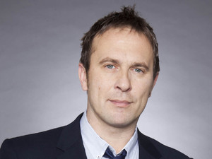 Jason Merrells as Declan Macey in Emmerdale