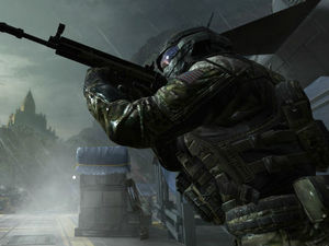 Black Ops 2 - Celerium campaign mission