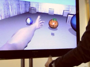 Microsoft 'Digits' - Freehand 3D Computer Interaction Without Gloves