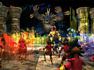 &#39;Orgarhythm&#39; gameplay image