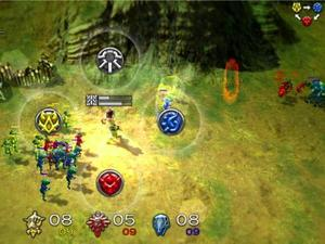 'Orgarhythm' gameplay image