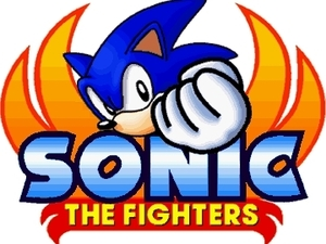 'Sonc The Fighters' logo
