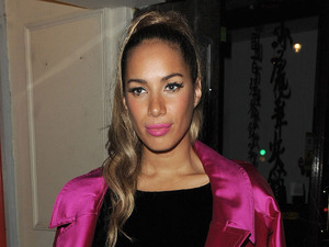 Leona Lewis at Mahiki nightclub London, England