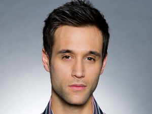 Rik Makarem as Nikhil Sharma in Emmerdale