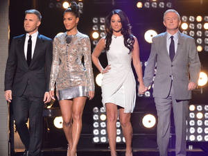 The X Factor Live Show 2: The judges