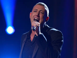 The X Factor Live Show 2: Christopher Maloney