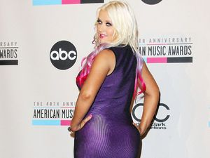 Christina Aguilera, 40th Anniversary American Music Awards Nominations