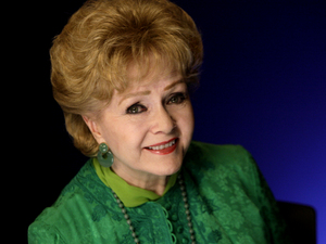 Actress Debbie Reynolds
