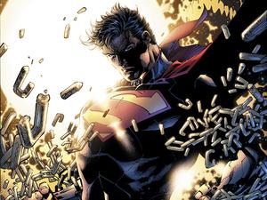 Superman promo
