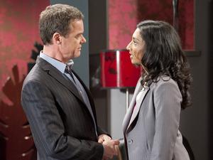 Priya seeks out Paul.