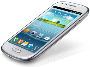 the Samsung Galaxy SIII mini