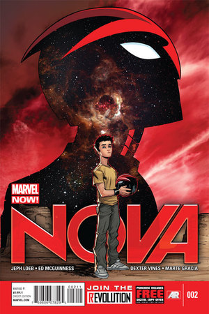Marvel NOW Nova