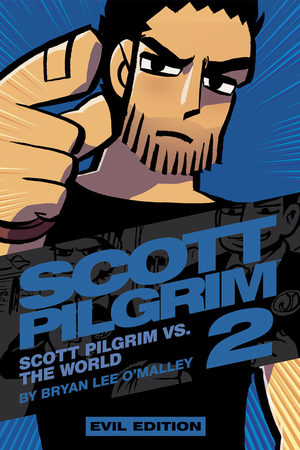 'Scott Pilgrim vol 2' arrives in colour
