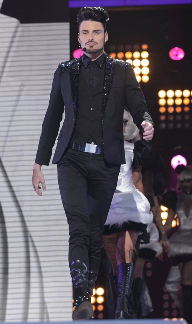 The X Factor Live Show 2: Rylan
