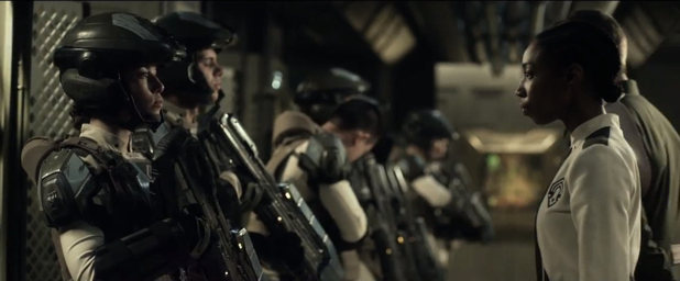 'Halo 4: Forward Unto Dawn' episode two still