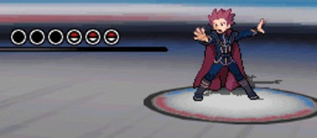 'Pokemon Black 2' screenshot