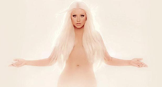 Christina Aguilera Lotus album art