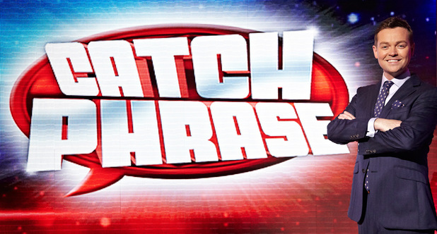 Stephen Mulhern is the new presenter of Catchphrase