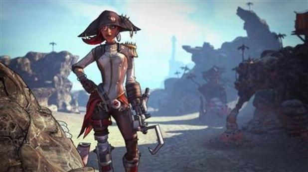 Borderlands 2: Captain Scarlett and Her Pirate's Booty DLC image