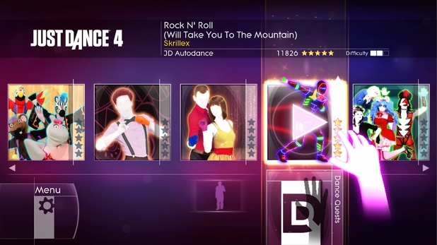 Gaming Review: Just Dance 4