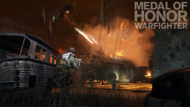 Medal of Honor: Warfighter multiplayer maps