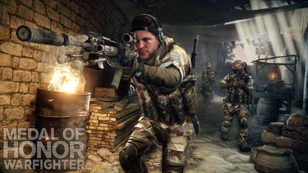 Medal of Honor Warfighter multiplayer map Somalia Strongold