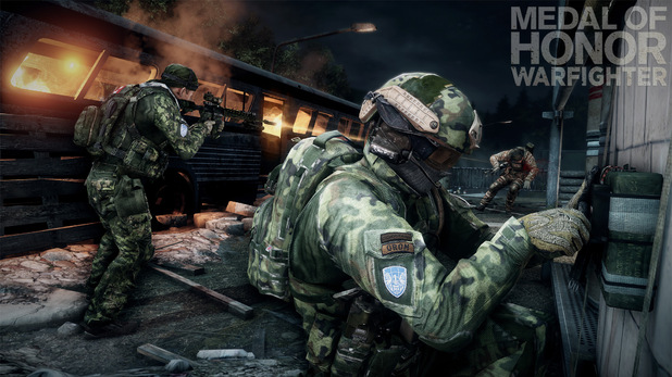 'Medal of Honor: Warfighter' screenshot