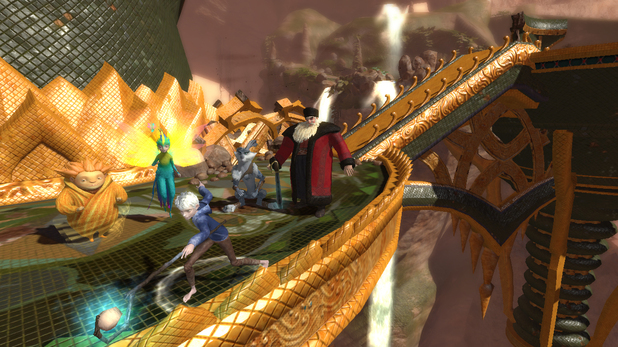 Rise Of The Guardians screenshots