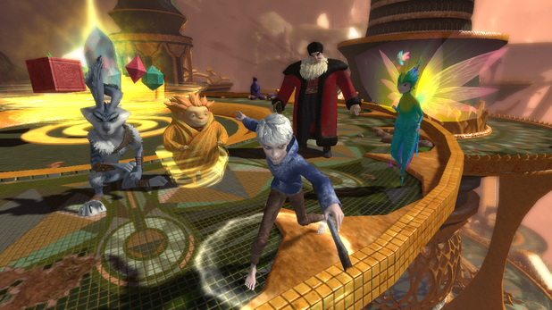 'Rise of the Guardians' screenshot