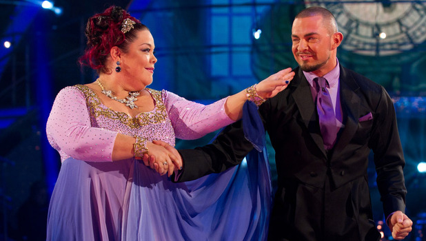 Strictly Come Dancing Week 2: Lisa and Robin