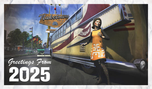 First image of Call of Duty: Black Ops 2 Nuketown 2025 map