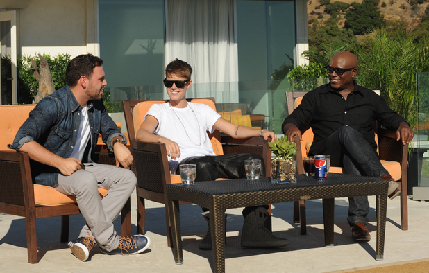 Justin Bieber and Scooter Braun join LA Reid
