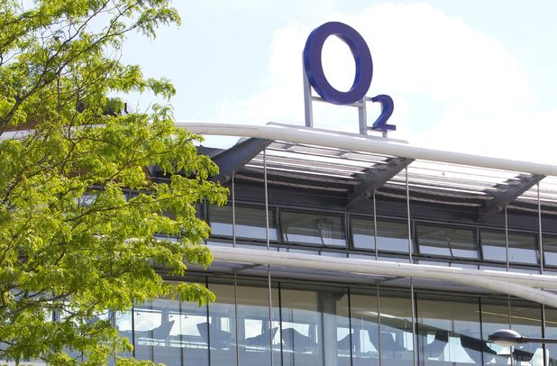 O2 headquarters in Slough