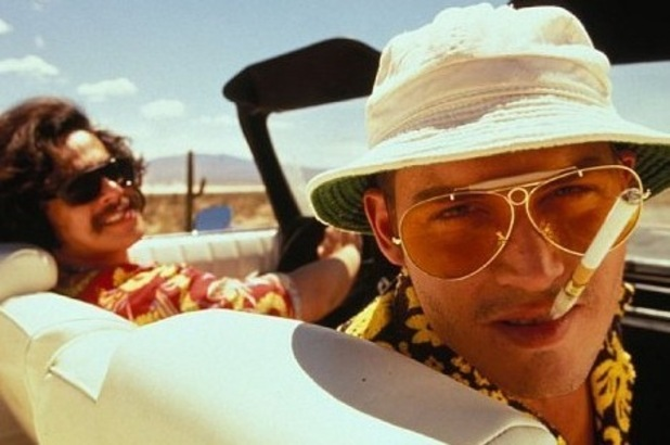 Fear and Loathing in Las Vegas, Johnny Depp, Benicio De Toro