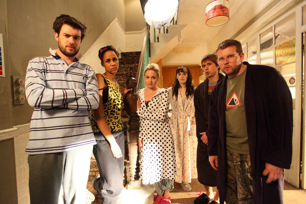 Fresh Meat, year 2, episode 1