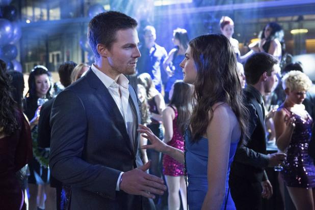 Arrow S01E01: Pilot
