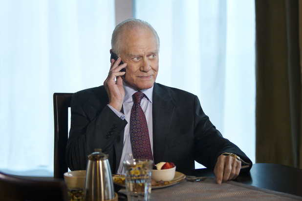 Dallas S01E06 - &#39;The Enemy of My Enemy&#39;: Larry Hagman as J.R. Ewing