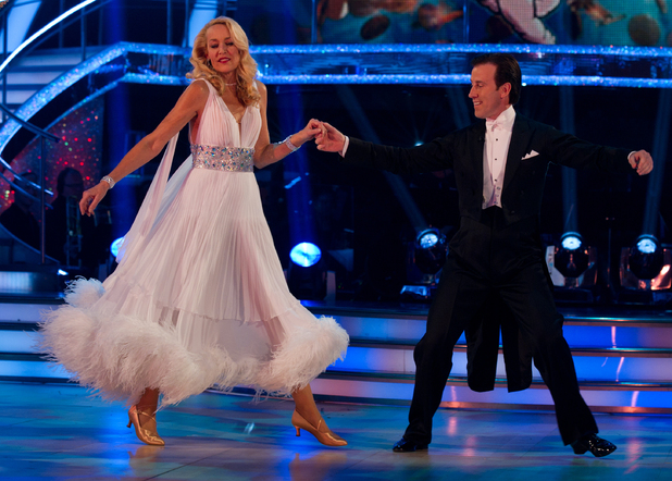 Strictly Come Dancing Week 2: Jerry and Anton
