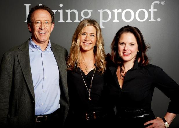 Jennifer Aniston joining Living Proof as co-owner and hair care spokesperson