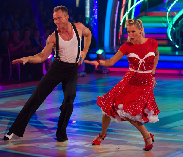 Strictly Come Dancing Week 2: Denise and James
