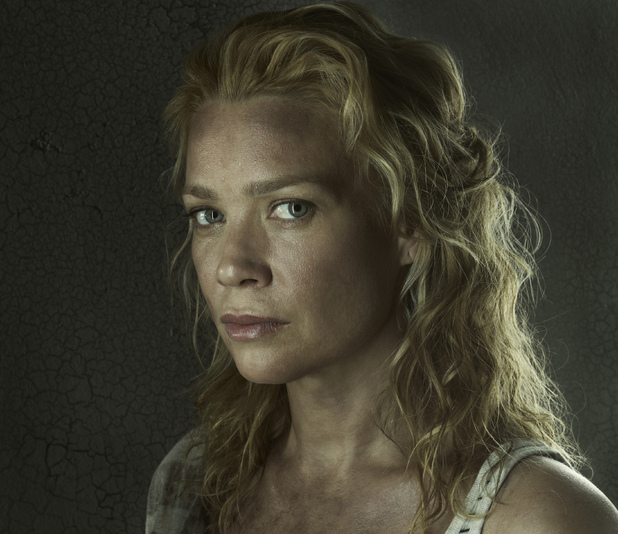 Laurie Holden as Andrea in 'The Walking Dead'